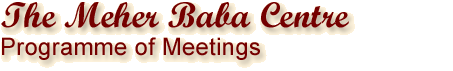 The London Meher Baba Centre
